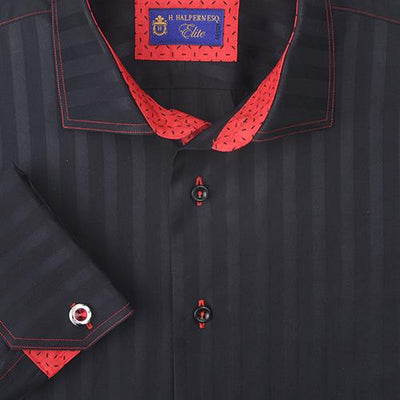 'Elite Onyx' Dress Shirt