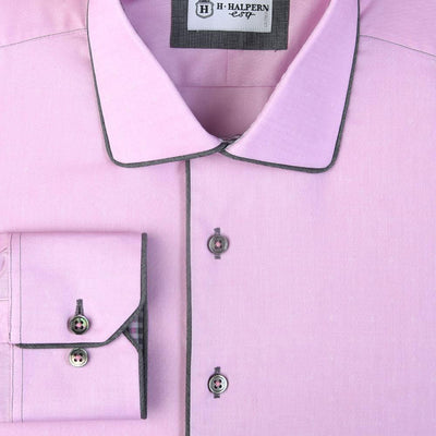H. Halpern Esq. 'Piped Dream' Sport Shirt.