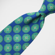 H. Halpern Esq. 'Green Medallion' Tie