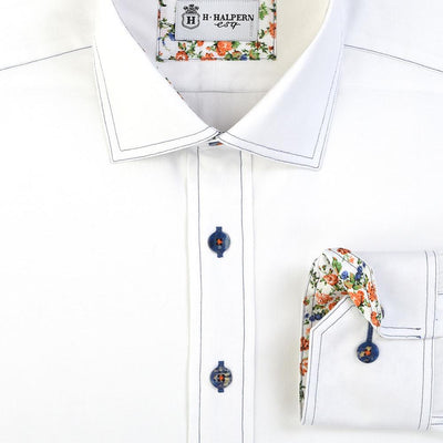 H. Halpern Esq. 'Refreshing' Dress Shirt