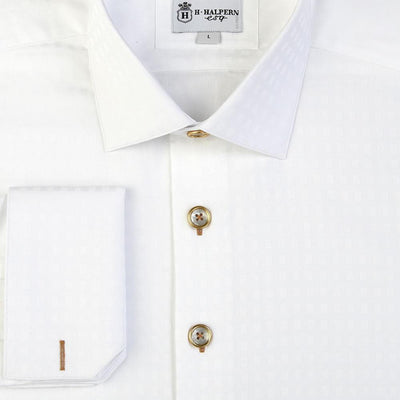 H. Halpern Esq. 'Golden Circle' Sport Shirt.