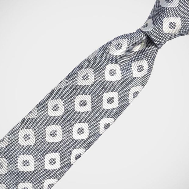 H. Halpern Esq. 'Diamond in White' Tie