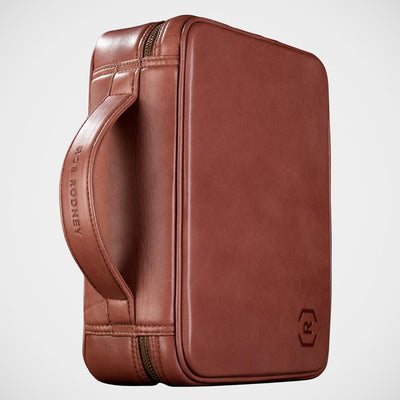 Rob Rodney 'Large - Cognac' Storage Bag