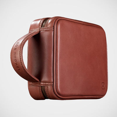 'Small - Cognac' Storage Bag