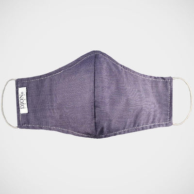 H. Halpern Esq. 'Solid Purple' Non-medical Mask