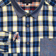 Ted Baker London 'Bold Check' Sport Shirt