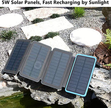 Load image into Gallery viewer, Eco Solar Charge Power Bank
