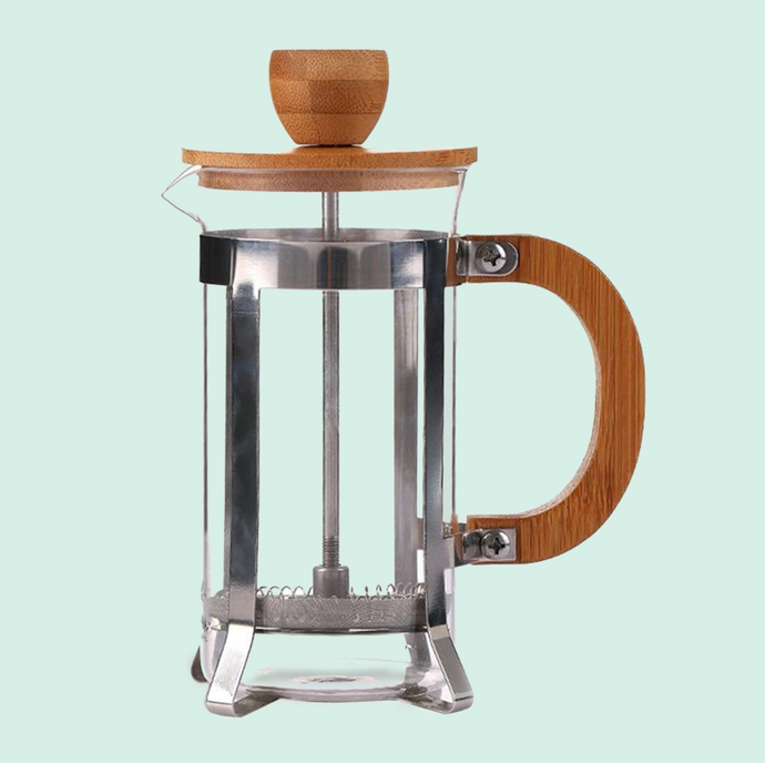 Bamboo French Press