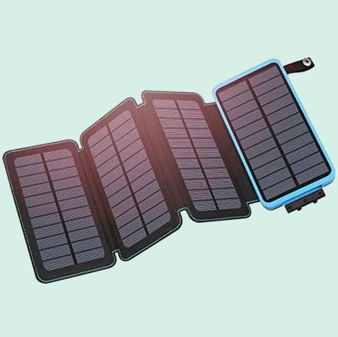 Eco Solar Charge Power Bank