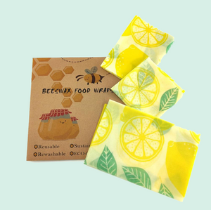Eco wax food wraps