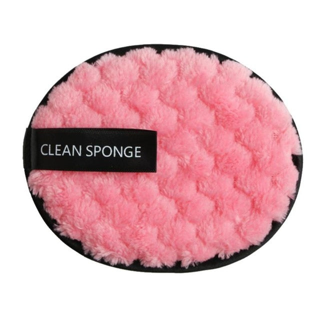 Re-useable Make Up Remover Pad