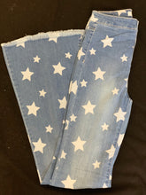 Load image into Gallery viewer, Oh My STAR Flare Jeans