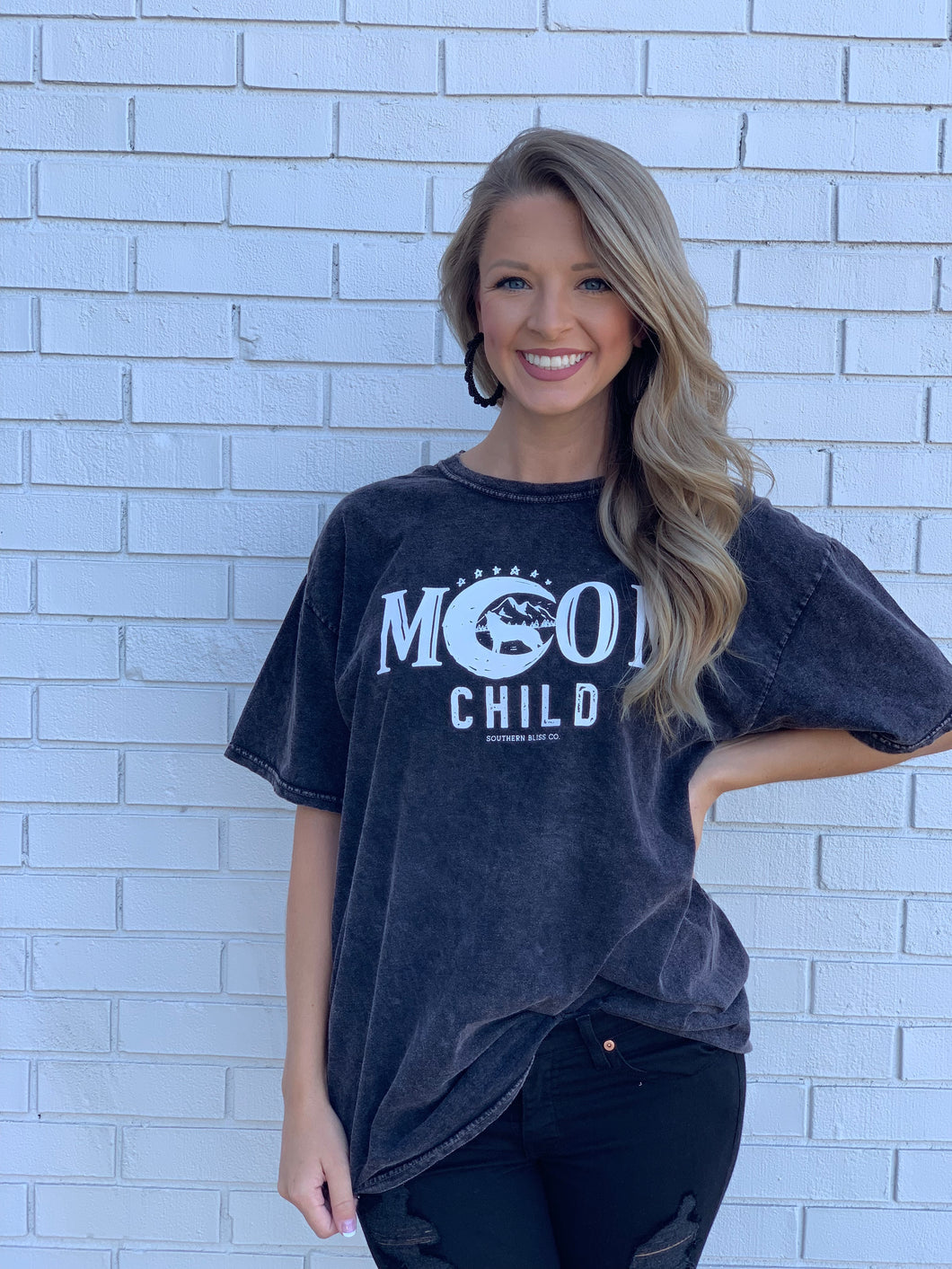 Moon Child Graphic Tee