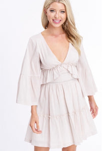 Southern Angel Boho Dress