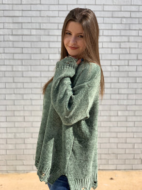 Snuggle Weather Sweater