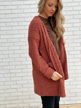Load image into Gallery viewer, Mocha Popcorn Sweater
