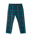 OBEY STRAGGLER PLAID FLOOD PANT