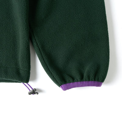 BUTTER GOODS WOODLAND POLAR FLEECE CREWNECK SWEATER