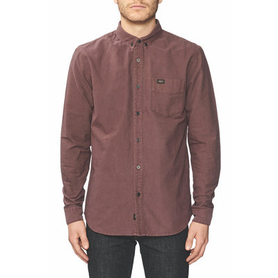 GLOBE GOODSTOCK OXFORD L/S SHIRT