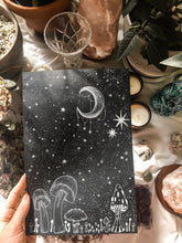 Load image into Gallery viewer, Celestial Art Print - Wild Mushrooms