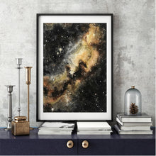 Load image into Gallery viewer, Celestial Art Print - Omega Nebula