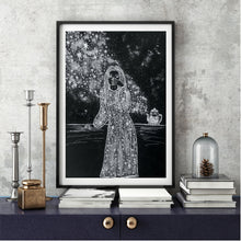 Load image into Gallery viewer, Extra Large Celestial Art Print - Choose your own Design