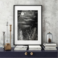 Load image into Gallery viewer, Art Print - Moon at Christie's