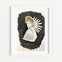 Load image into Gallery viewer, Crown Art Print - Folktale Week Collection