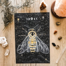 Load image into Gallery viewer, Art Print - Honeybee