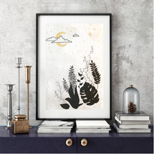 Load image into Gallery viewer, Art Print - Moonlit Night