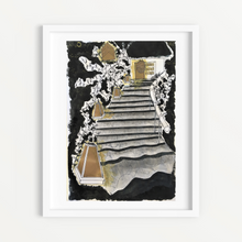 Load image into Gallery viewer, Path Art Print - Folktale Week Collection