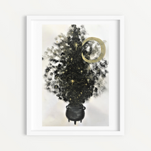 Load image into Gallery viewer, Smoke Art Print - Folktale Week Collection
