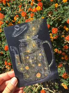 Greeting Card - Sun Tea