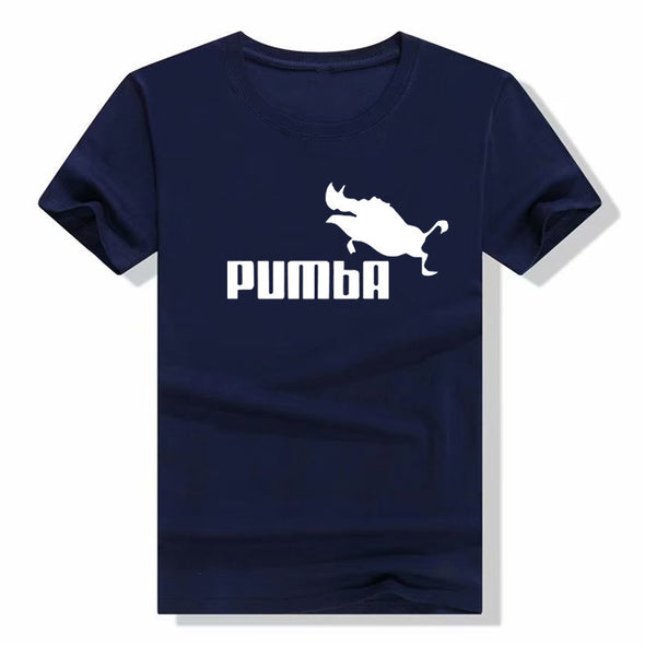 Lion kings pumba print t-shirt