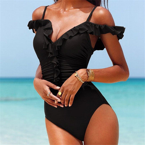 Designer Womens Bathing One piece Swimsuit