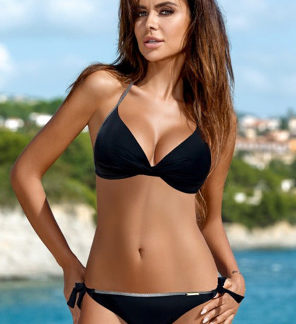 Womens Two Piece Bikini Swimsuits
