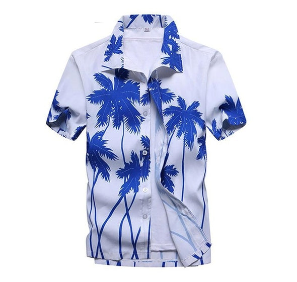Beach Hawaiian Shirts