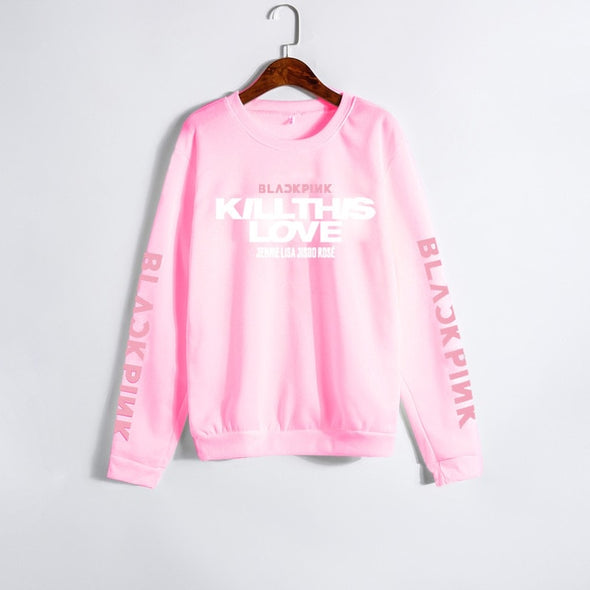 Women KILL THIS LOVE Hoodie
