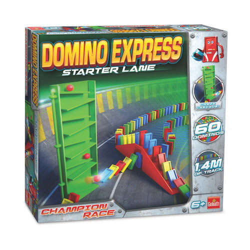 #  3  Domino Express Starter Lane