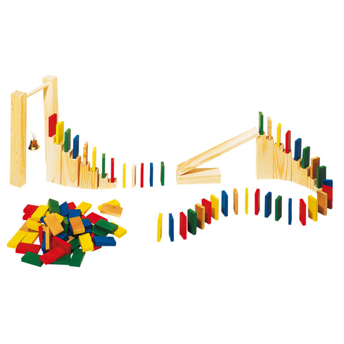 ^  5  Domino Rally Hout, 250dlg