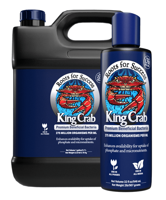 King Crab - Liquid Bacteria Product