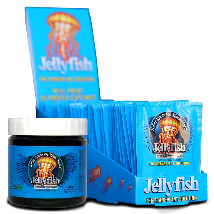 Jellyfish® - Mycorrhizae and Beneficial Bacteria