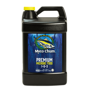 Myco Chum® Premium Microbe Food - with Kelp, Molasses, Fish Hydrolysate and Humic Acids