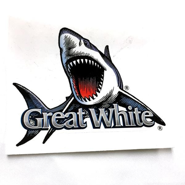 Image of Great White sticker