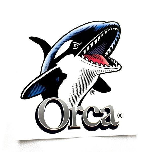 Image of Orca sticker