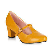 Load image into Gallery viewer, Giselle Heels Yellow