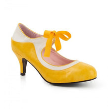 Load image into Gallery viewer, Jeanie High Heel Yellow