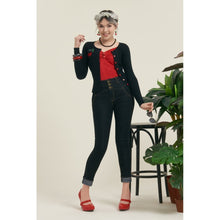 Load image into Gallery viewer, Jo 50's Cherry Cardigan