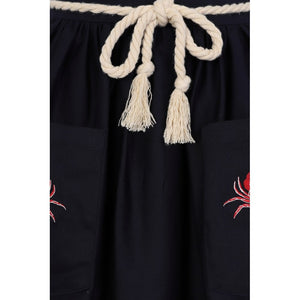 Josie Crab Swing Skirt