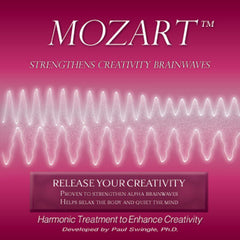 Mozart™- Strengthens Creativity Brainwaves